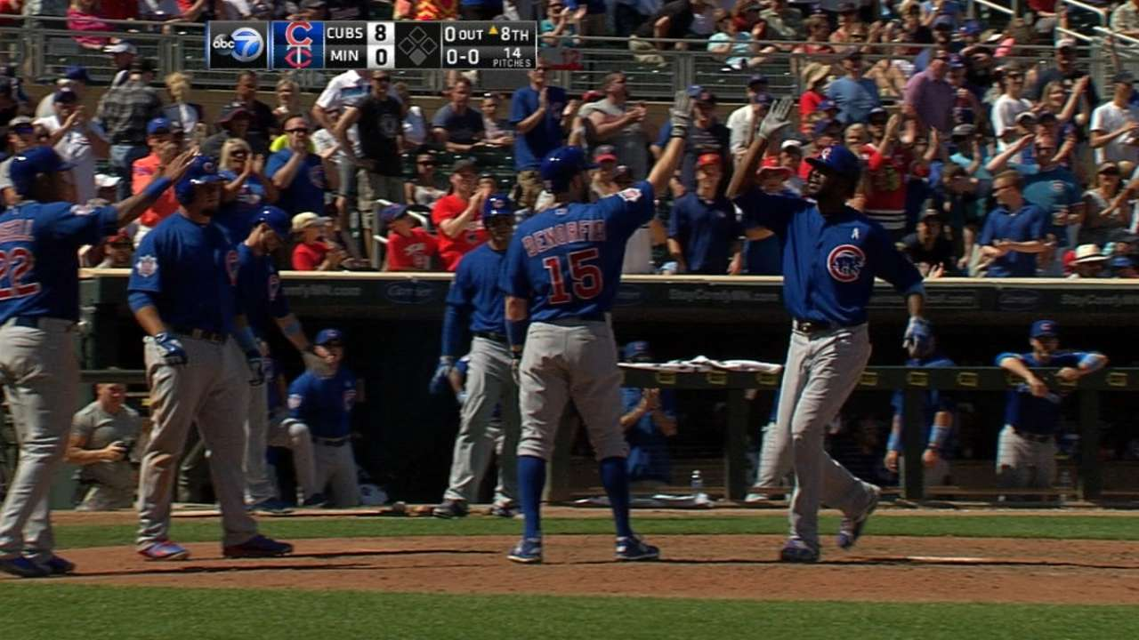Dominant Arrieta twirls gem to shut out Twins
