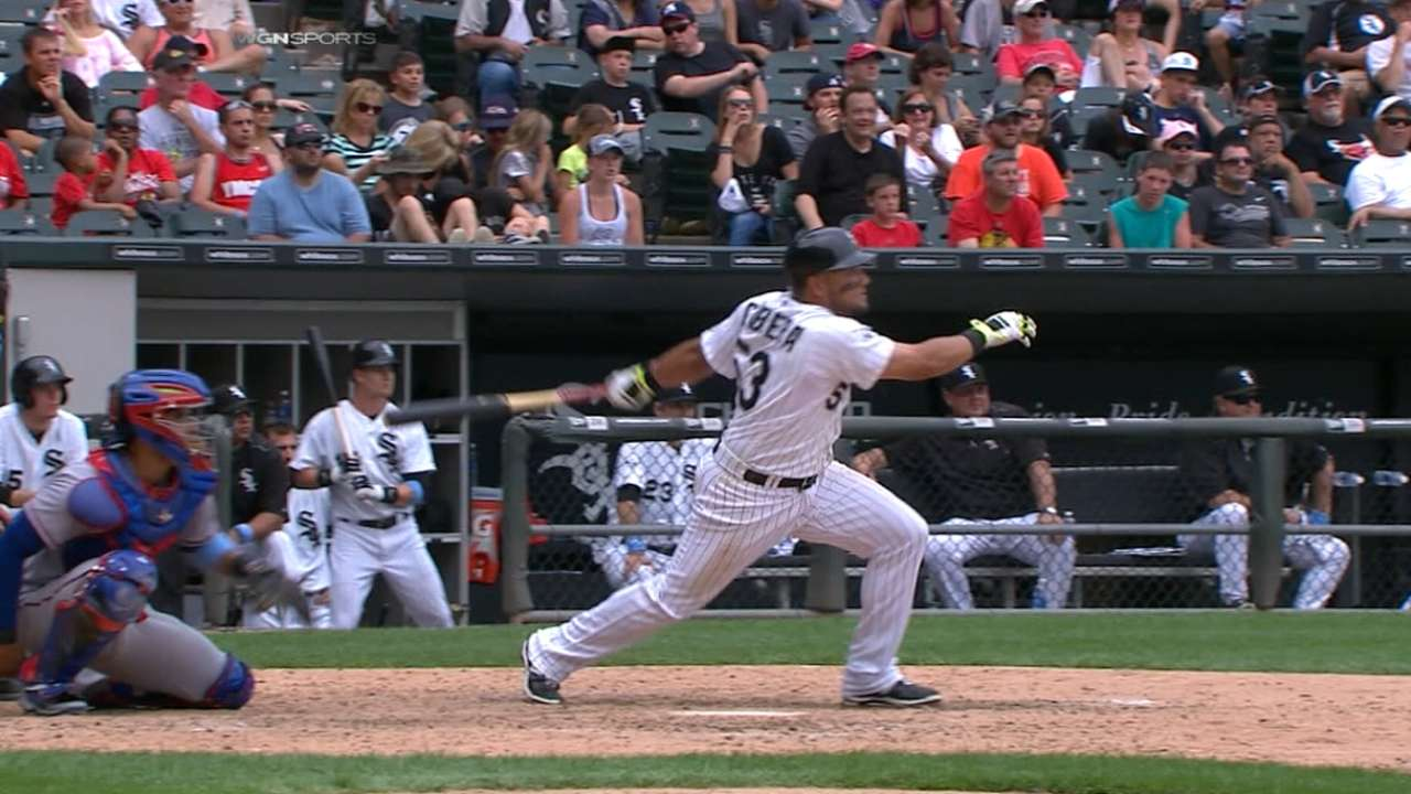 Melky goes 5-for-5 in win