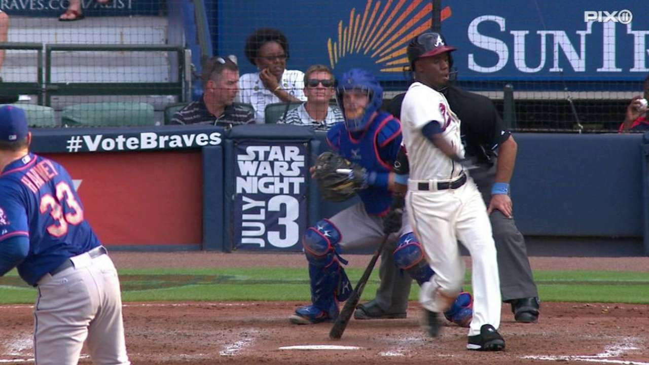 Harvey strikes out Perez