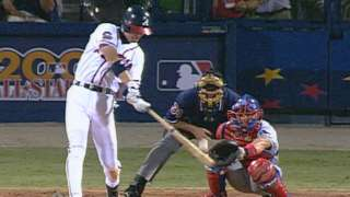 2000 ASG: Chipper homers in Atlanta to tie the game