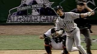 1998 ASG: A-Rod goes deep for first All-Star homer
