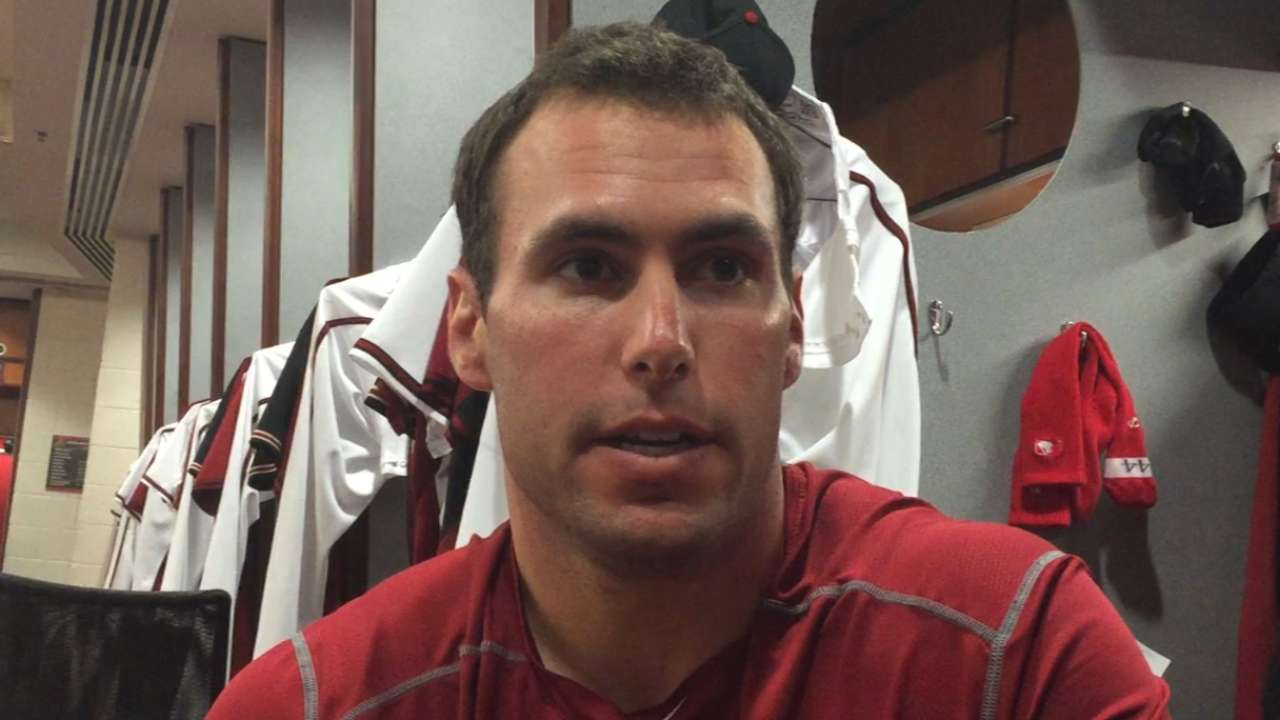 Mental approach raises Goldschmidt's game