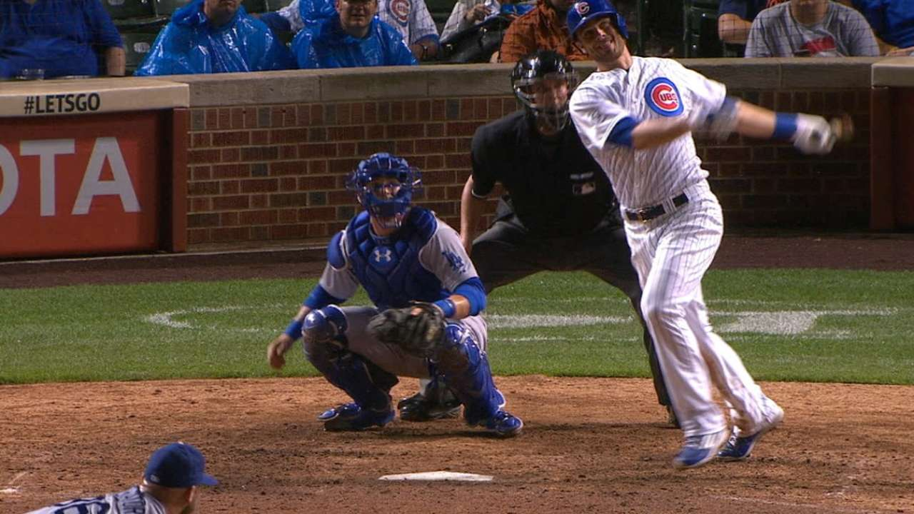 Must C: Bryant rips two homers