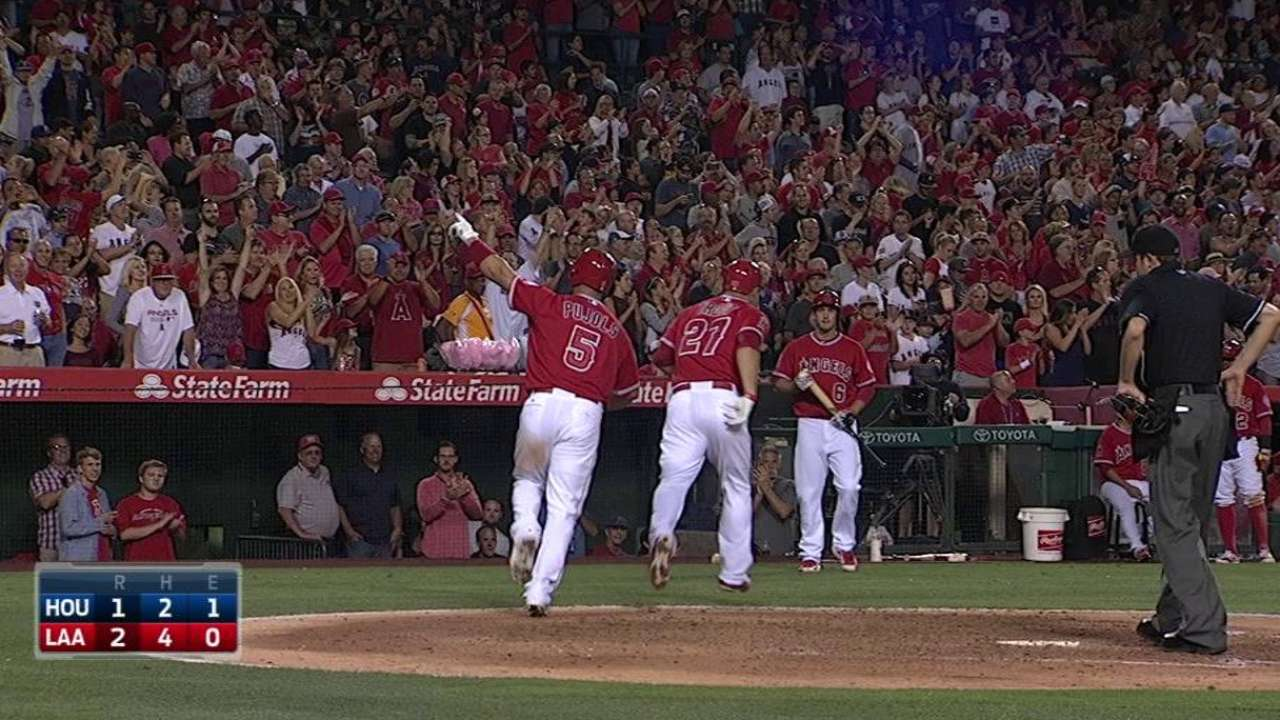 Pujols up for one last Home Run Derby