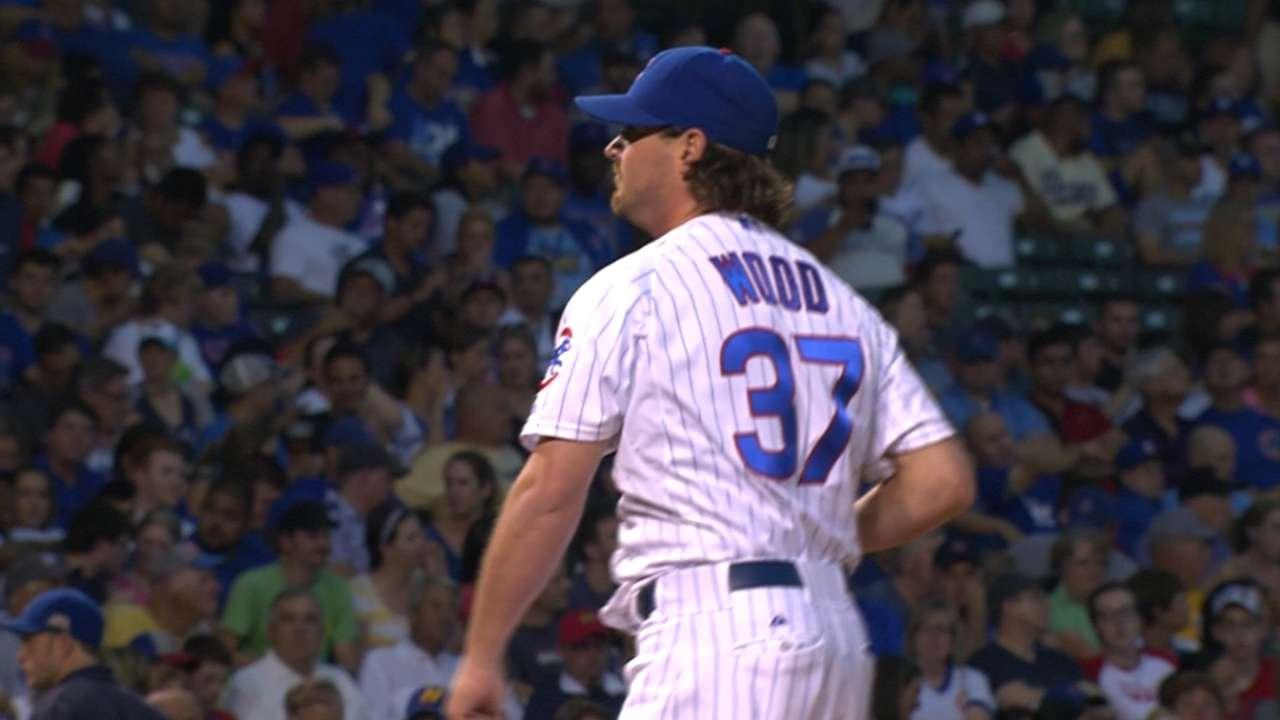 Wood gets win in relief