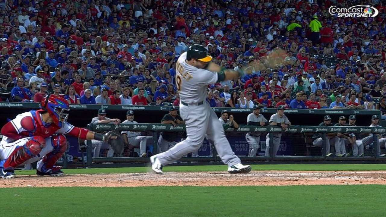 Phegley's two-run double