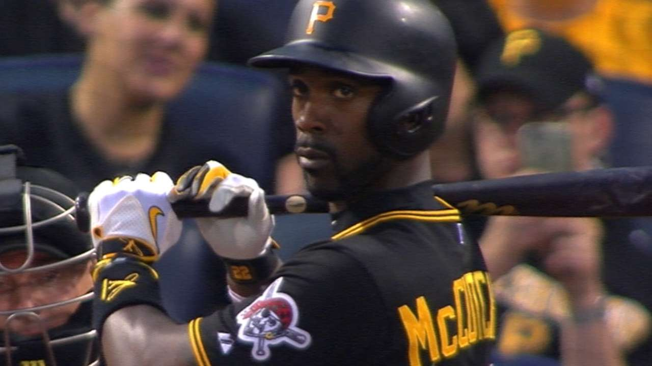 Pirates' offense breaks out in return home