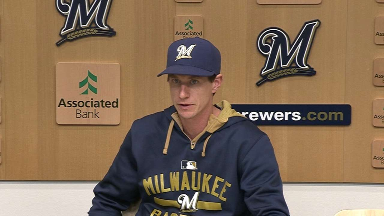 Counsell on Brewers' 3-2 win