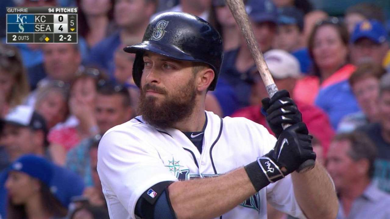 Ackley finds relief with big night vs. Guthrie