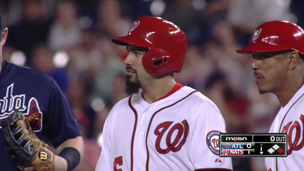 Rendon's four-hit game
