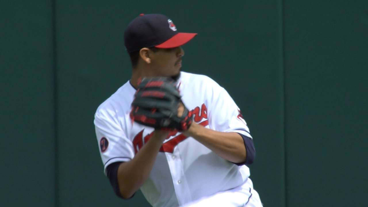 Carrasco shuts down Miggy-less Tigers
