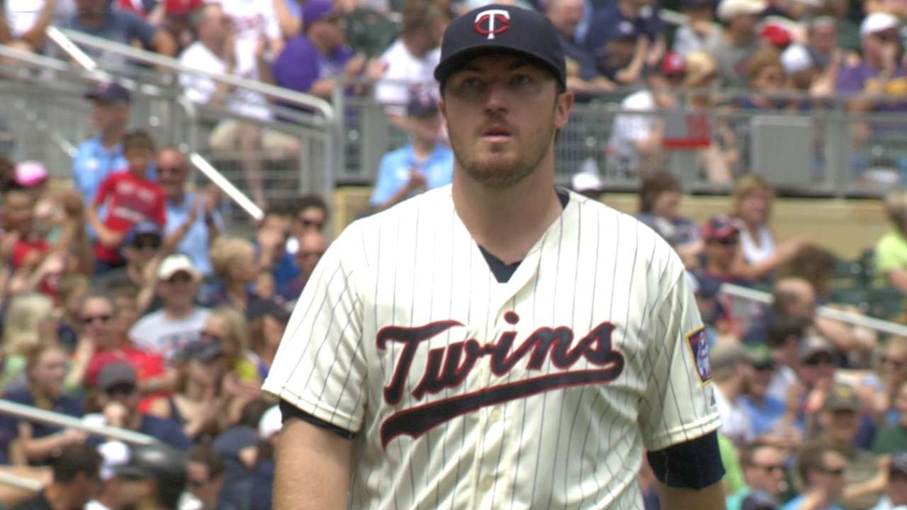 Hughes goes eight innings