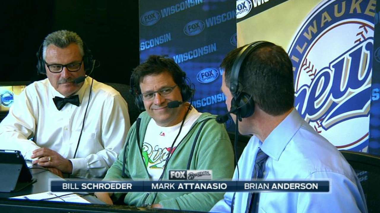Mark Attanasio joins the booth
