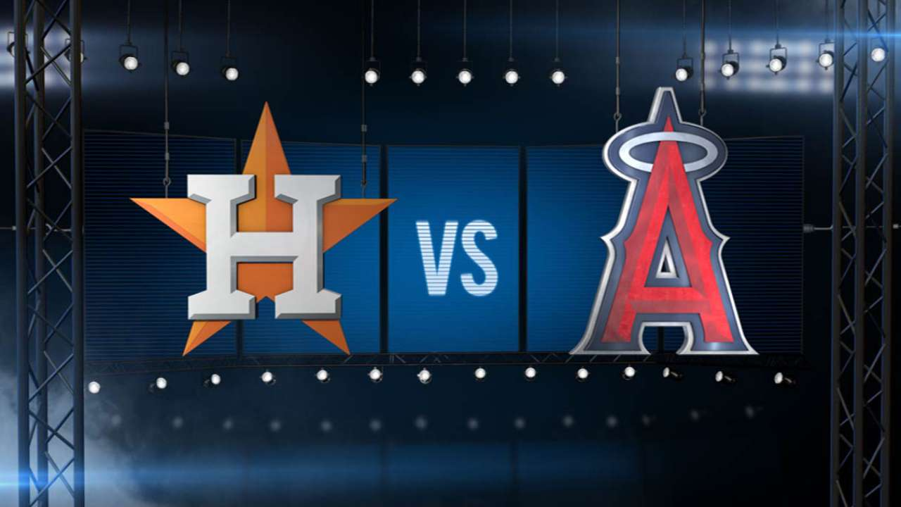 Angels win series, but Astros a legit force