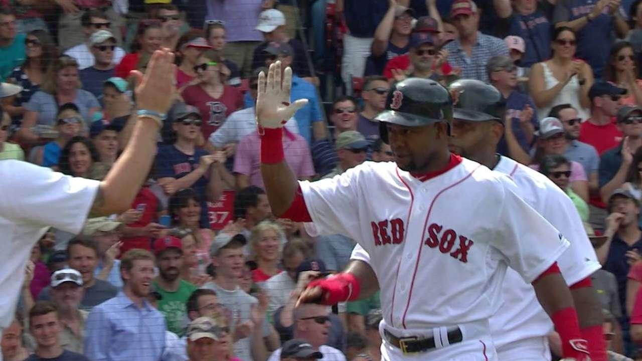 Boston sin Hanley y Pedroia cae ante Baltimore