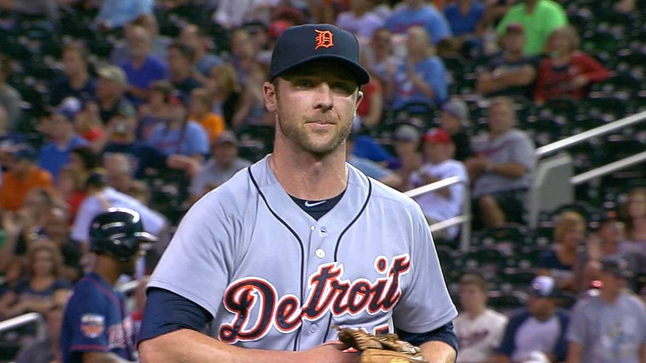Romine's relief appearance