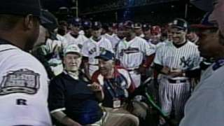 1999 ASG: AL defeats the NL, 4-1, at Fenway Park