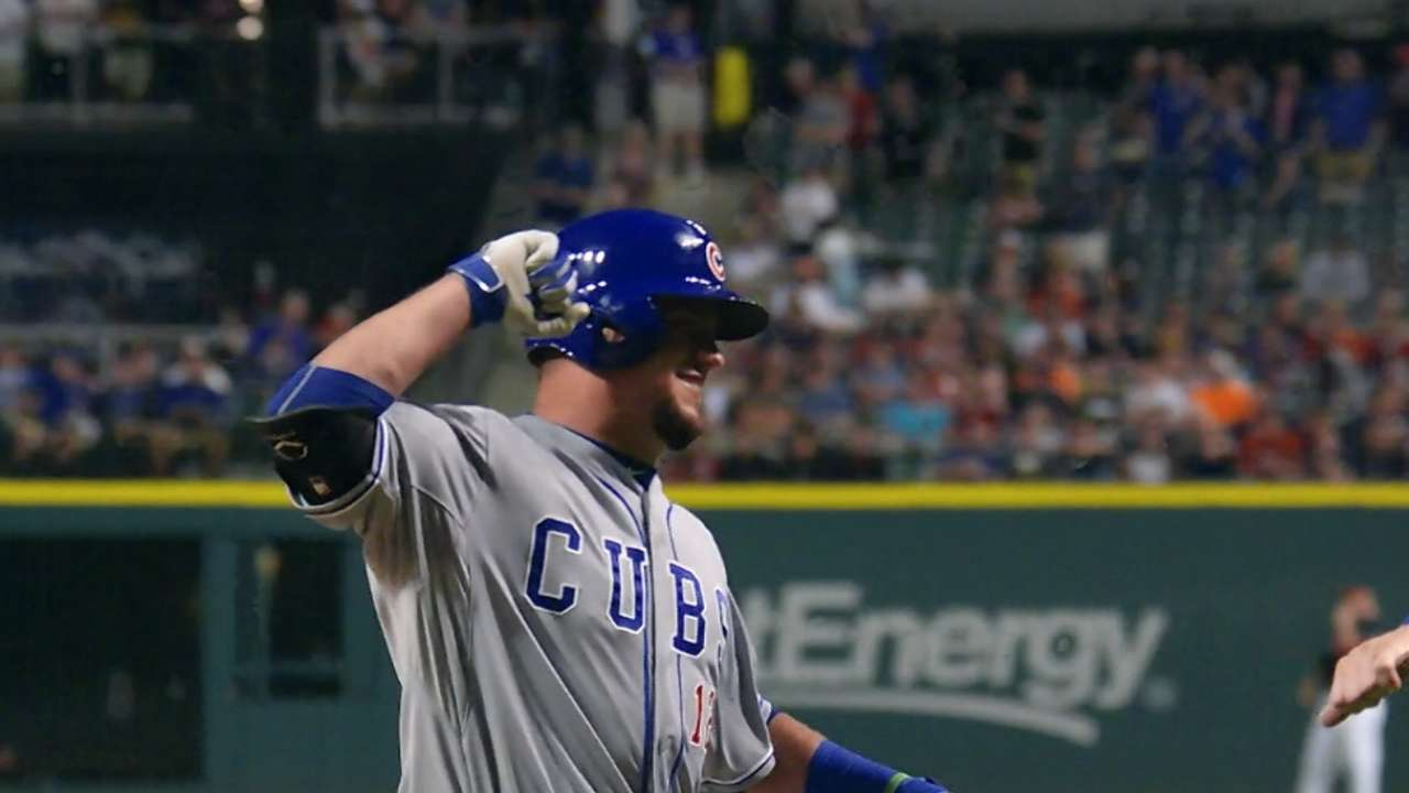 Schwarber, Edwards rep Cubs in Futures Game