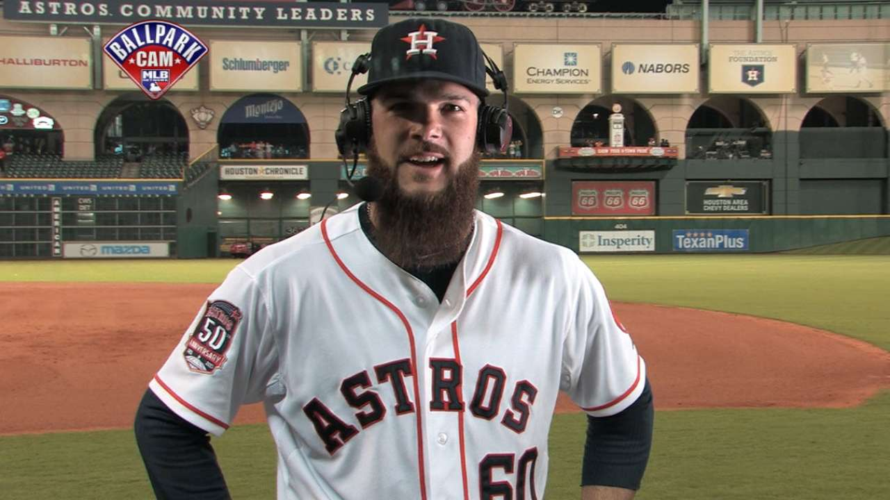 MLB Tonight: Dallas Keuchel