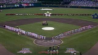 1997 ASG: AL defeats the NL, 3-1, at Jacobs Field