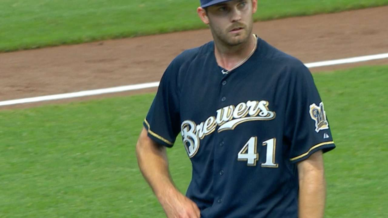 Jungmann finding groove in big leagues