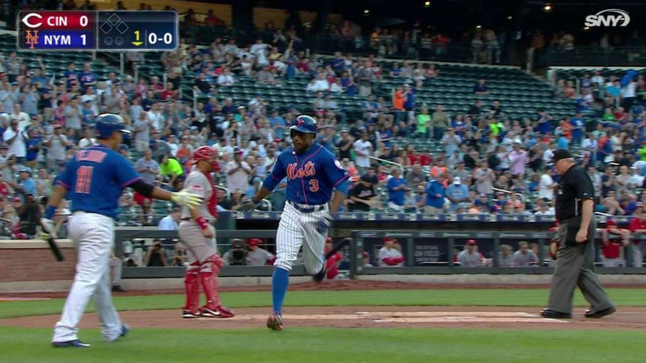 Grandy in midst of power surge at right time