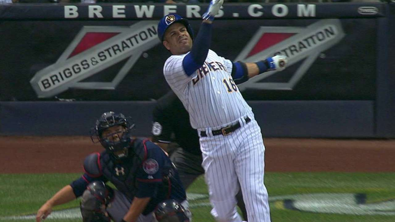Ramirez's two-run homer