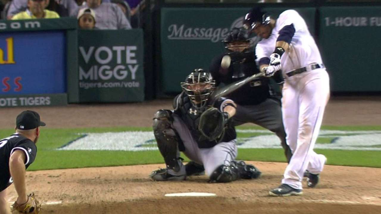 J.D.'s jack gives Tigers final word over White Sox