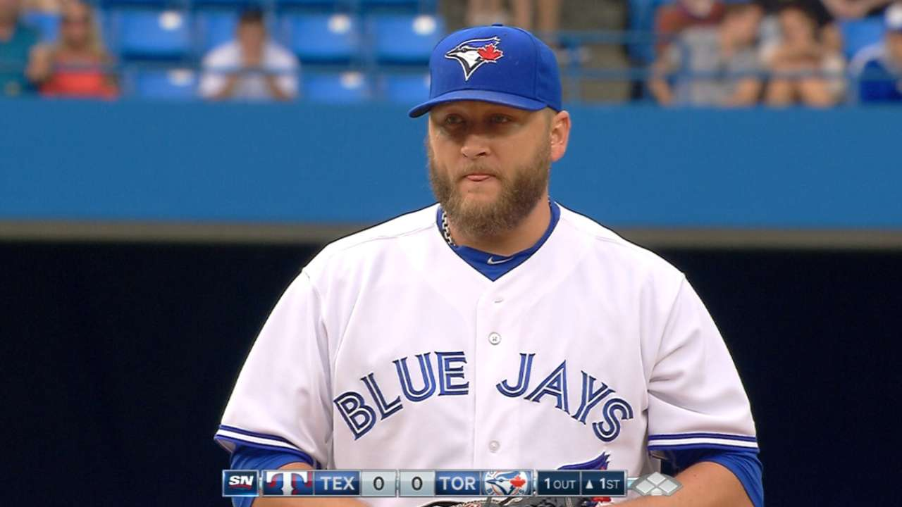 Buehrle's strong outing