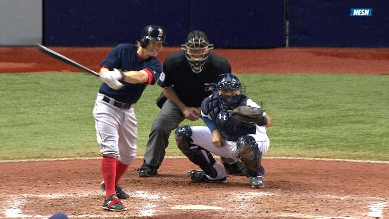 Sox take extra step to beat first-place Rays