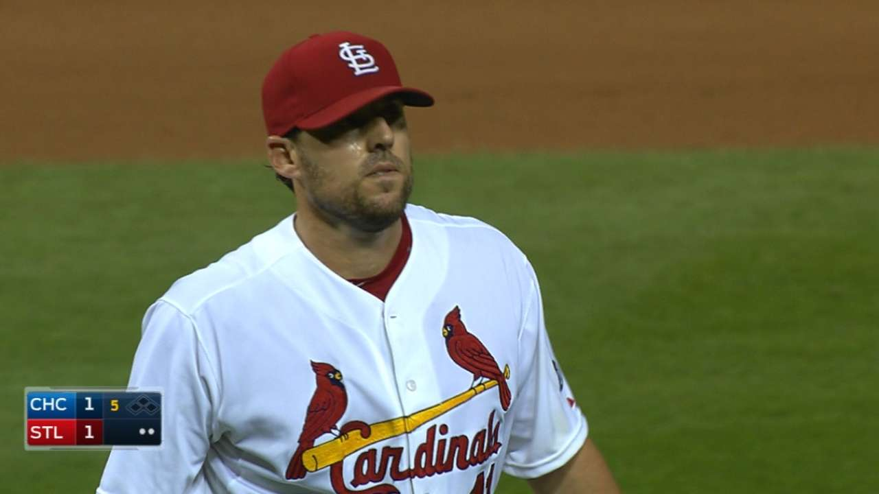 Lackey's strong outing