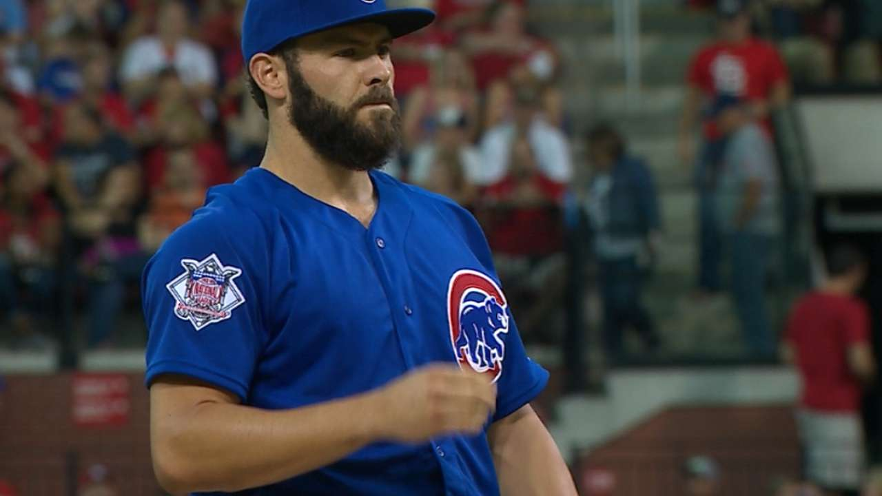 Arrieta solid for Cubs in unfriendly confines
