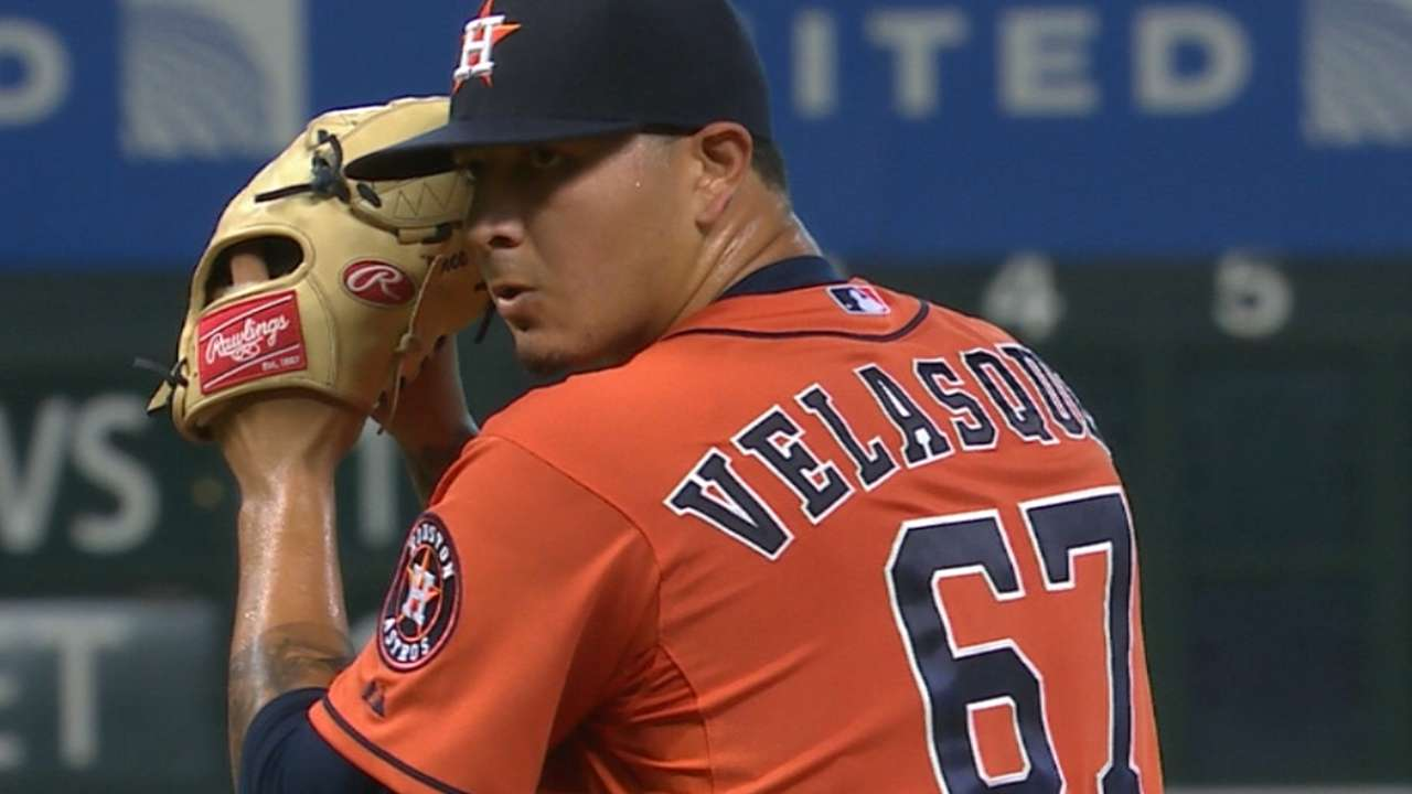 'Drastic change' for Velasquez in 4th start