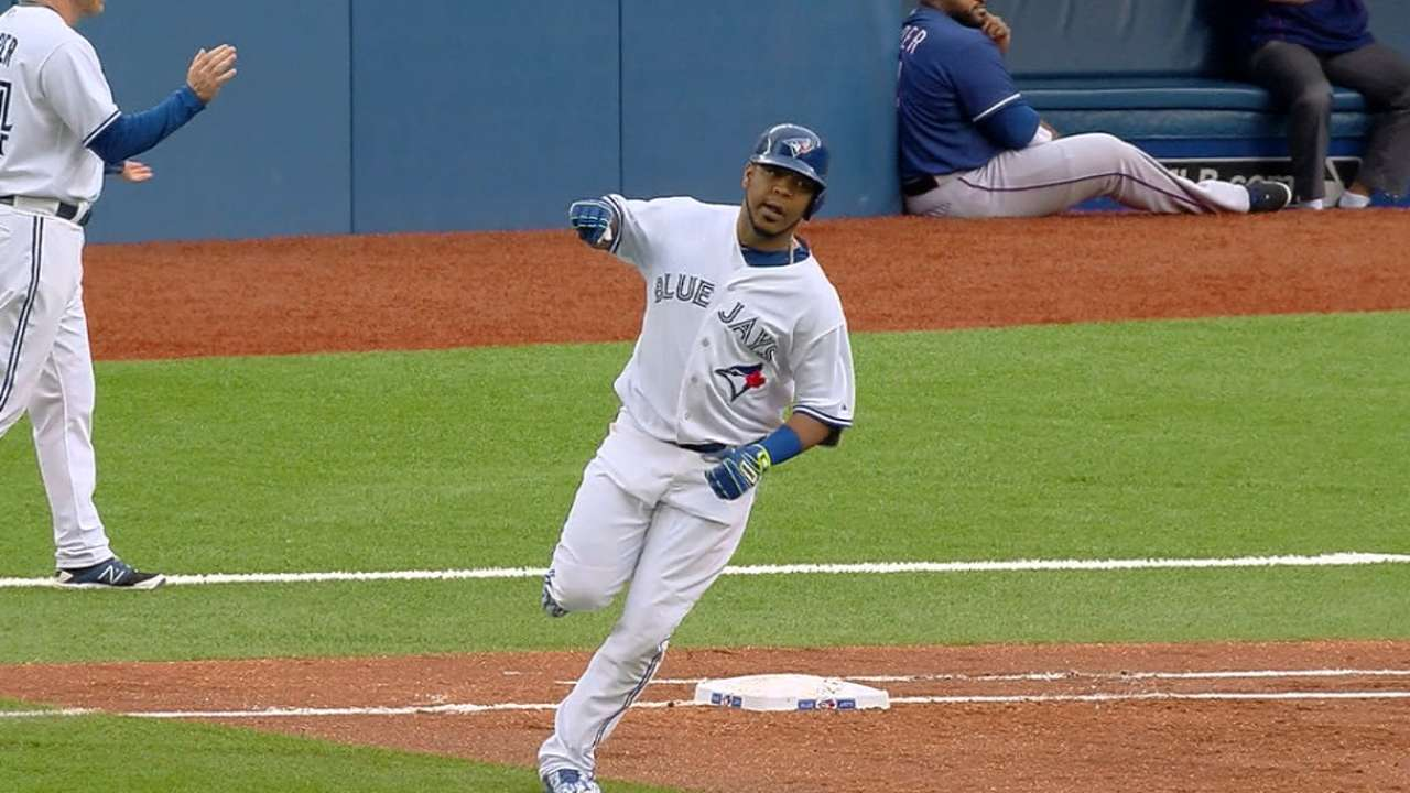 Encarnacion heating up with two-HR game