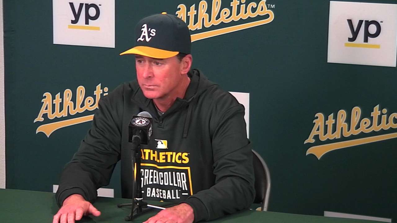 Melvin on loss, Vogt's injury