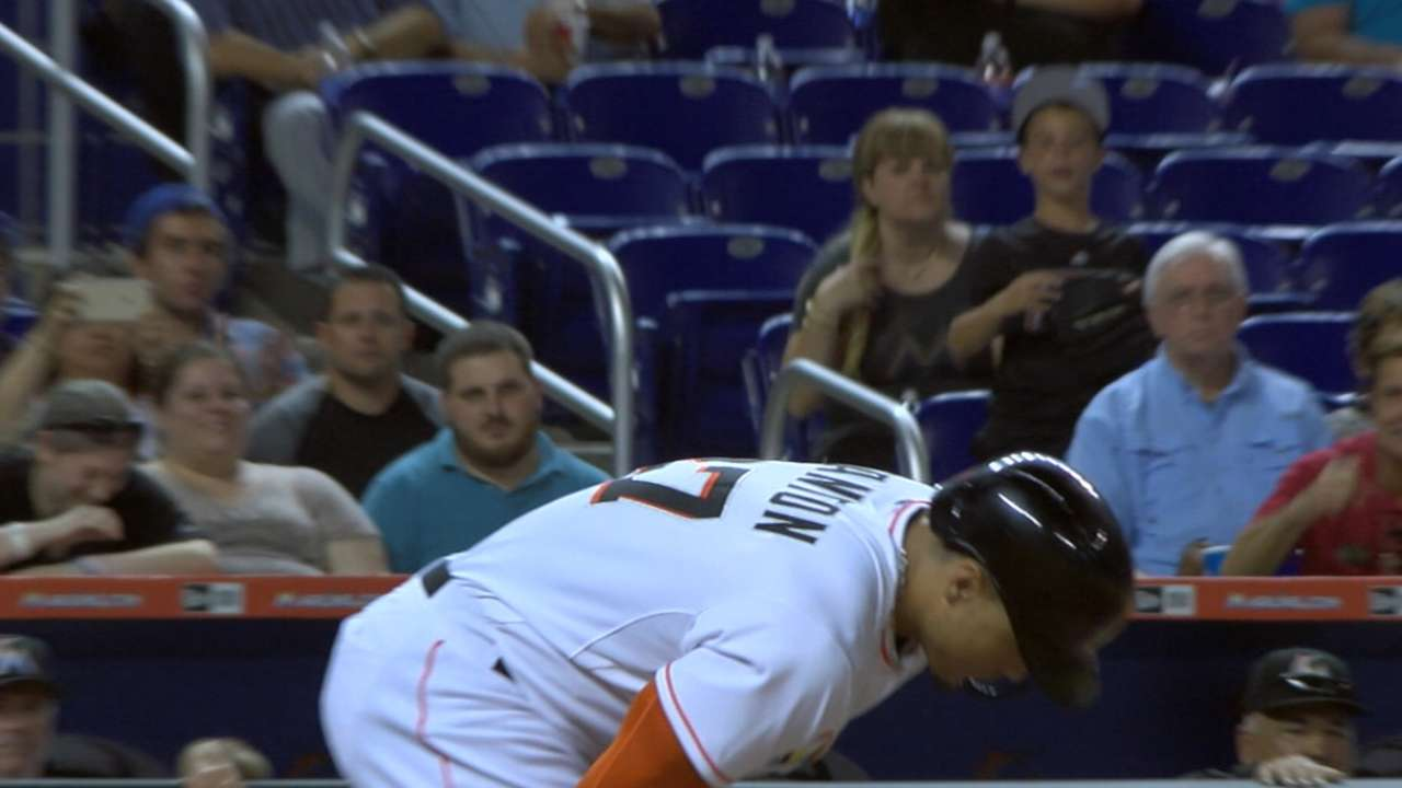 Could Stanton make quick recovery?