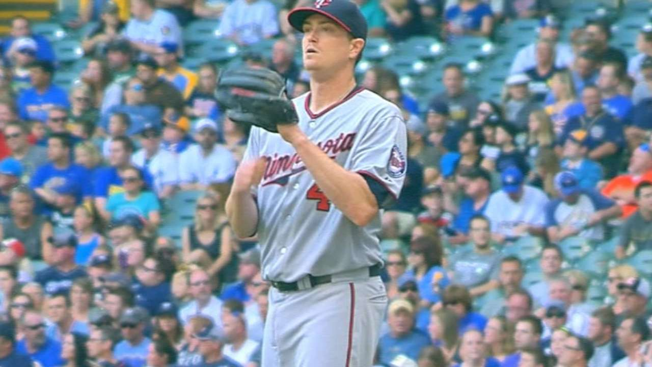 Gibson's solid 6 2/3 innings
