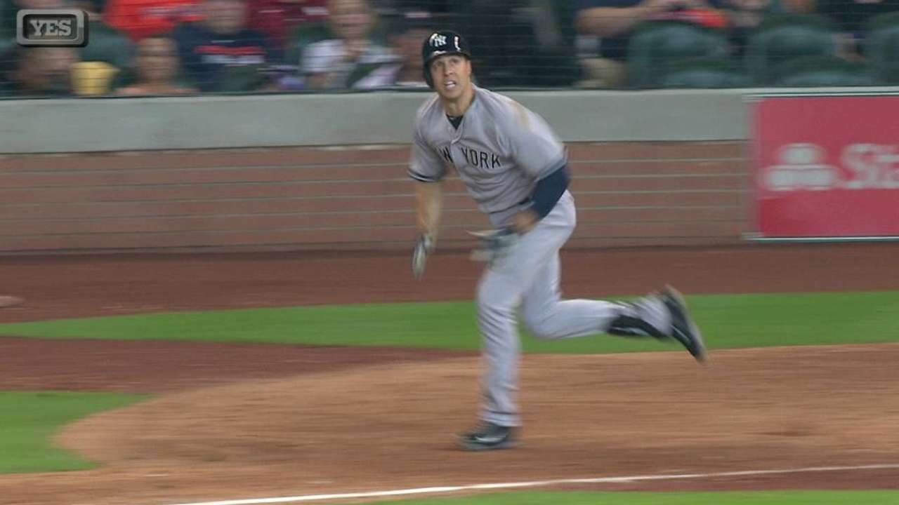Teixeira lifts Yanks with 2B after Astros rally