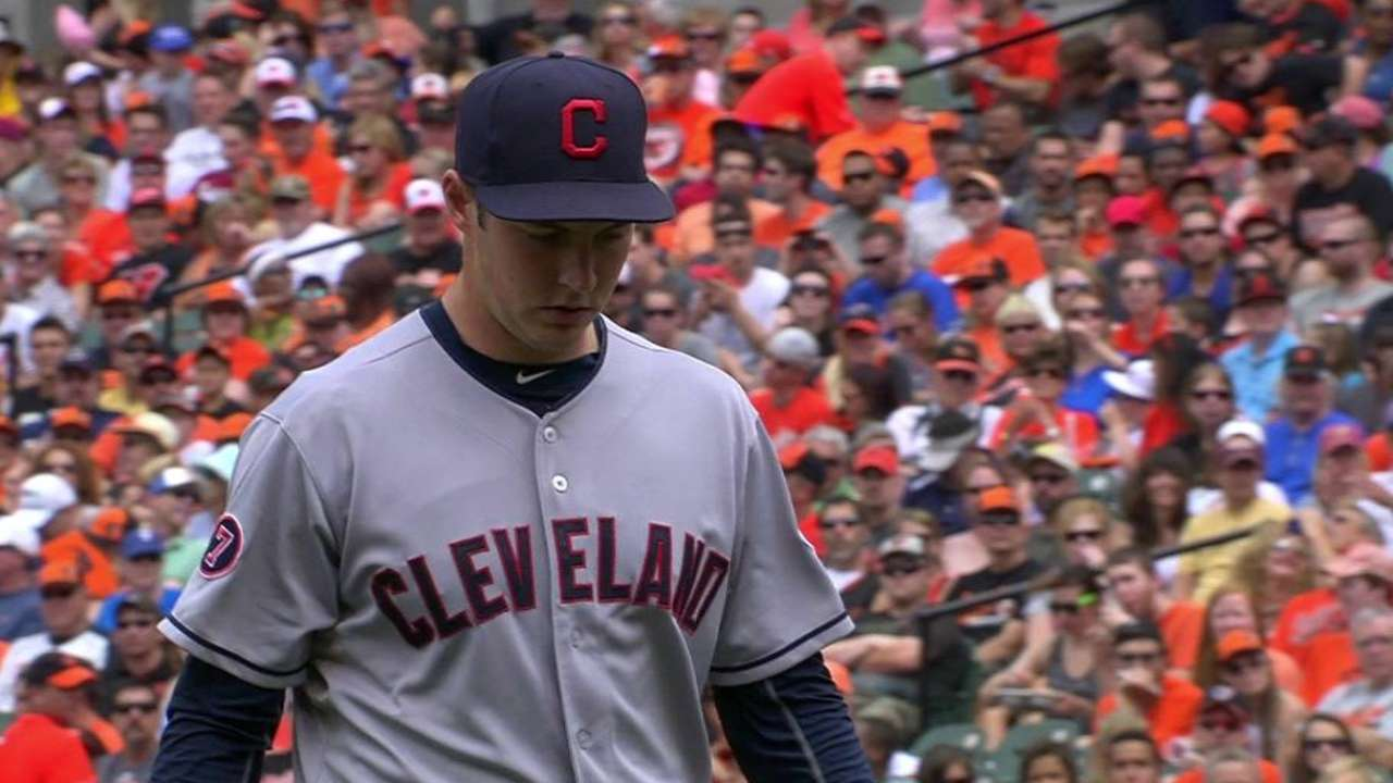 Bauer working to find consistency