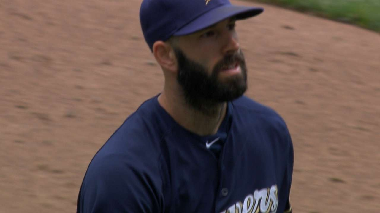 Fiers' one-run outing