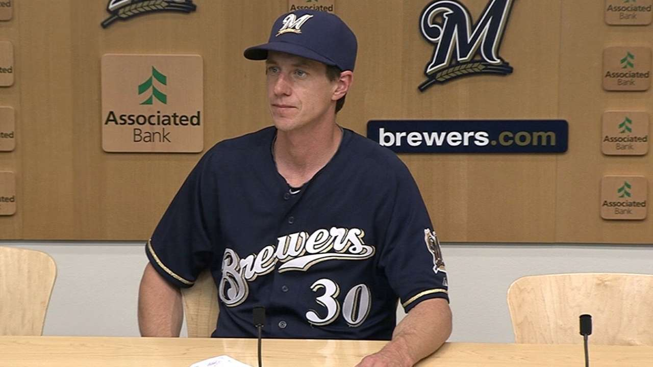 Counsell on Brewers' 5-3 win