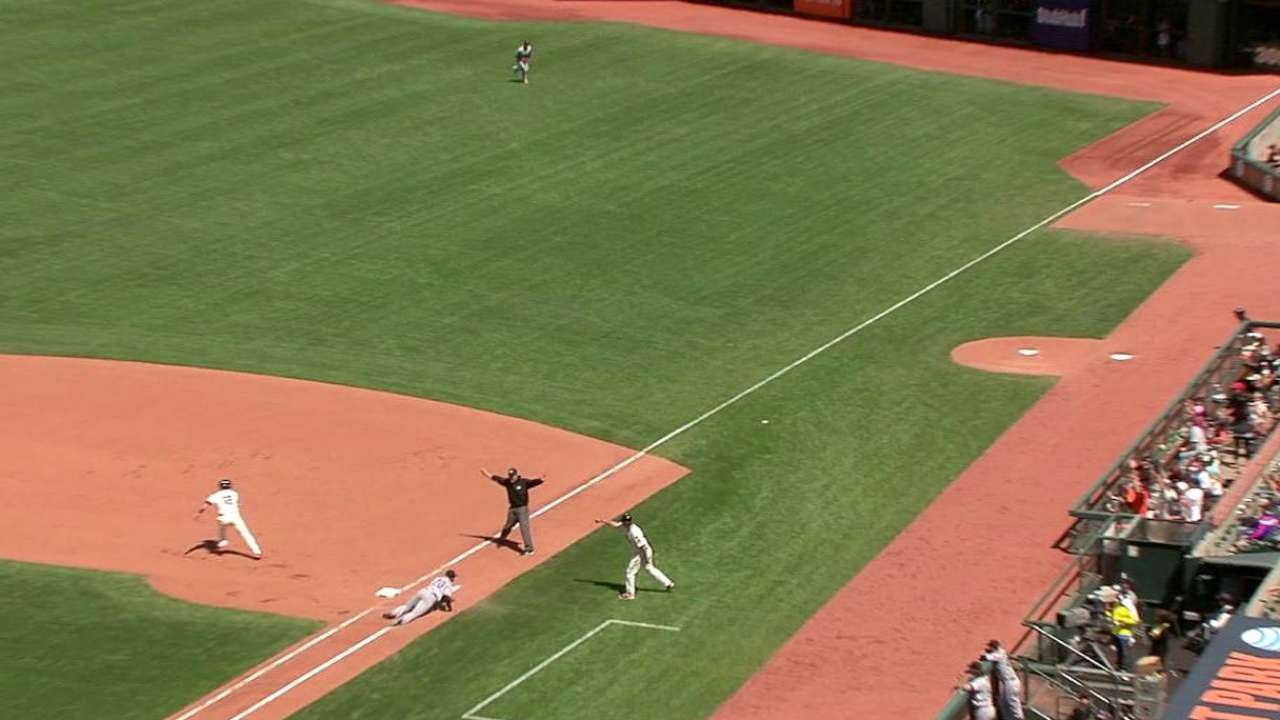 Foul call stands in 7th
