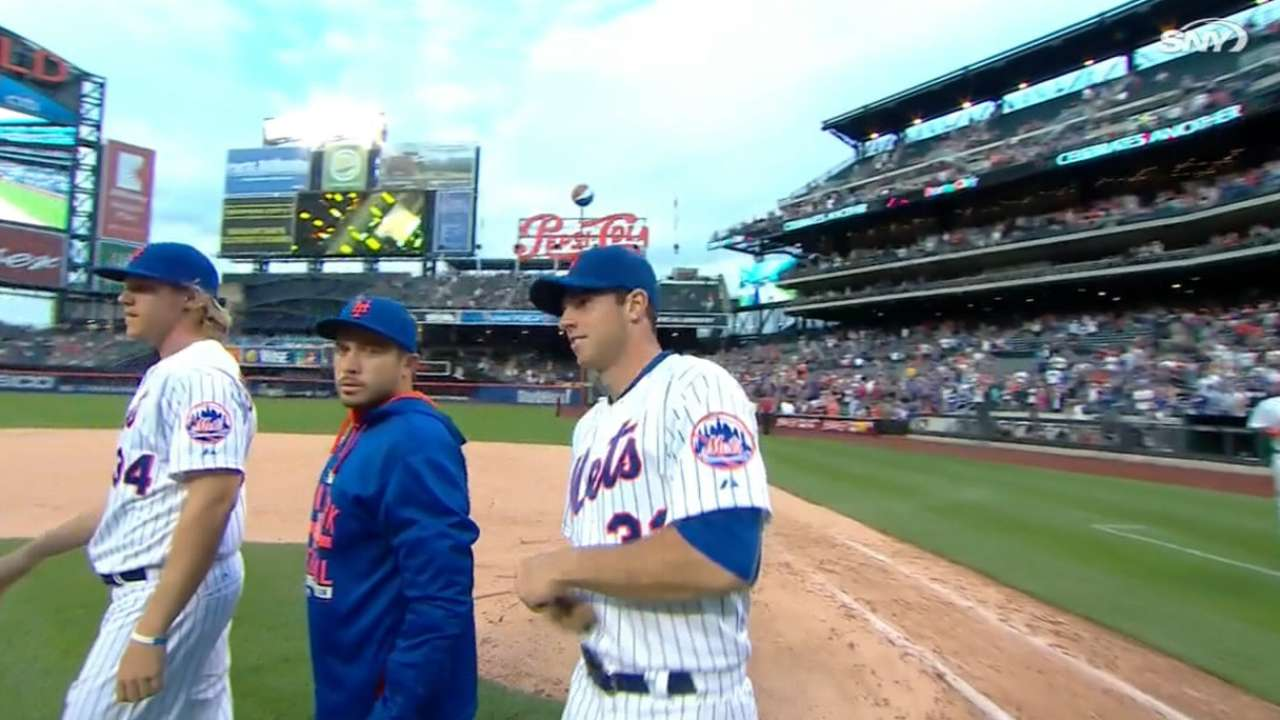 Mets shouldn't give up future to compete now