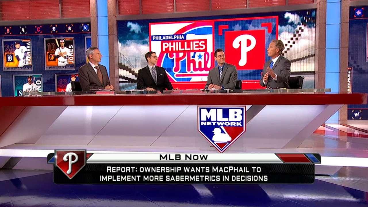 MLB Now: Phillies