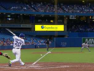 BOS@TOR: Donaldson pulls an RBI double down the line