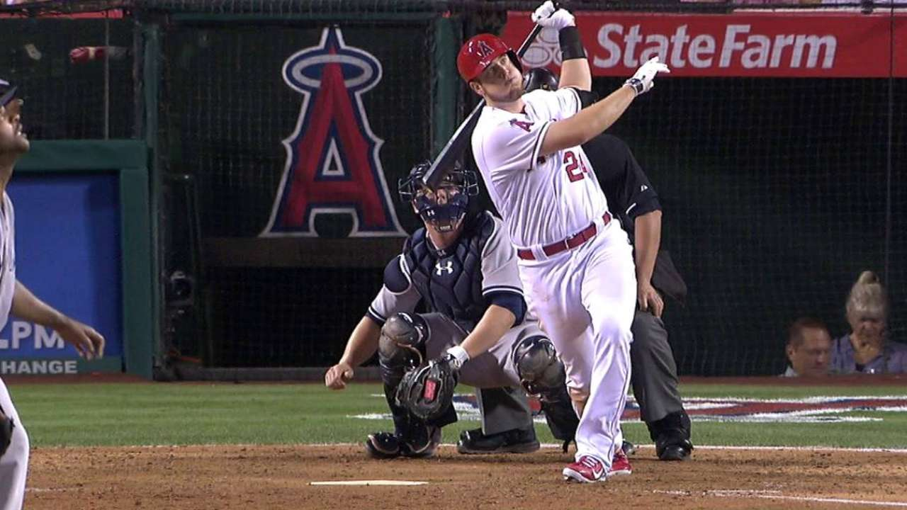 Cron goes deep in first game back
