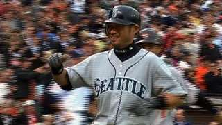 AL@NL: Ichiro is named the 2007 All-Star Game MVP