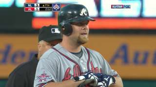2010 ASG: McCann doubles with the bases loaded