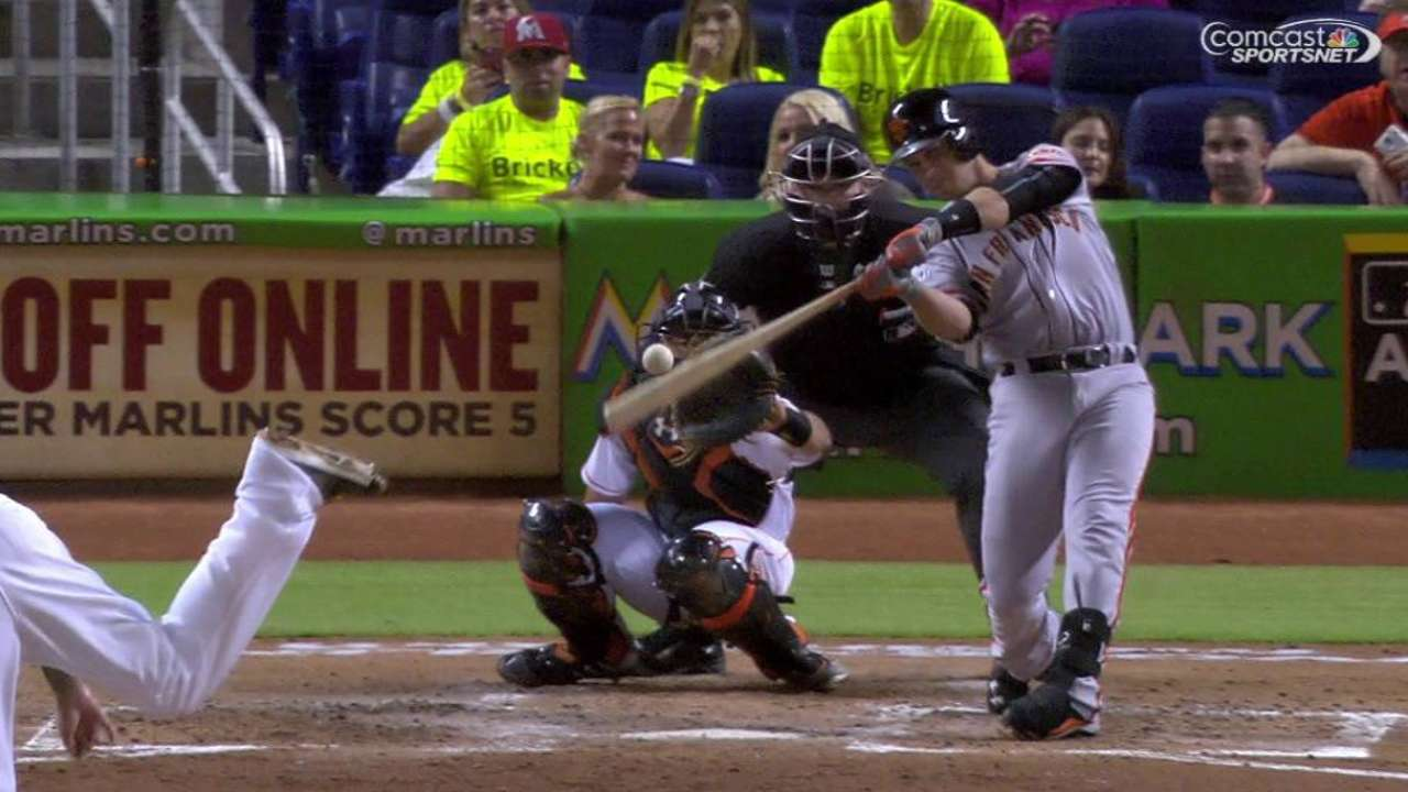 Vogelsong hurt by homers inside and out