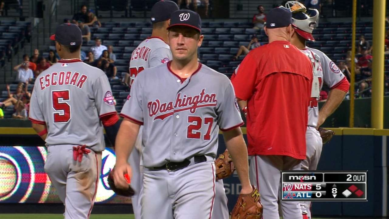 Zimmermann continues dominance in Atlanta